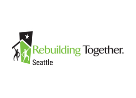Rebuilding Together Seattle Logo