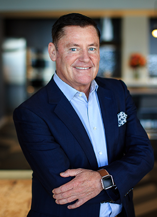 Profile photo of Dan Madsen, OneEighty Chairman and Chief Executive Officer