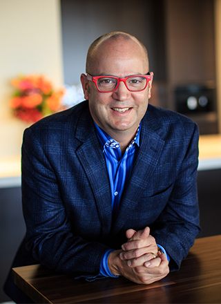 Profile photo of Dwight Proteau, OneEighty Foundation President