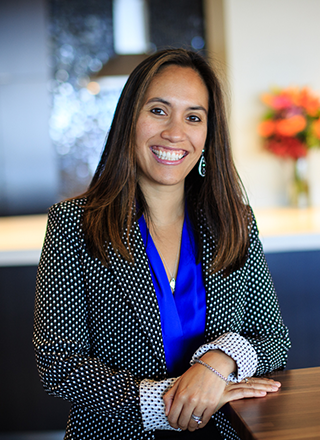 Profile photo of Lisa Angeles Guise, OneEighty Foundation Project Manager